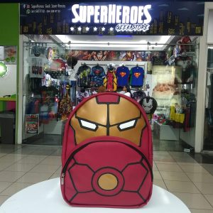 Morral Iron Man