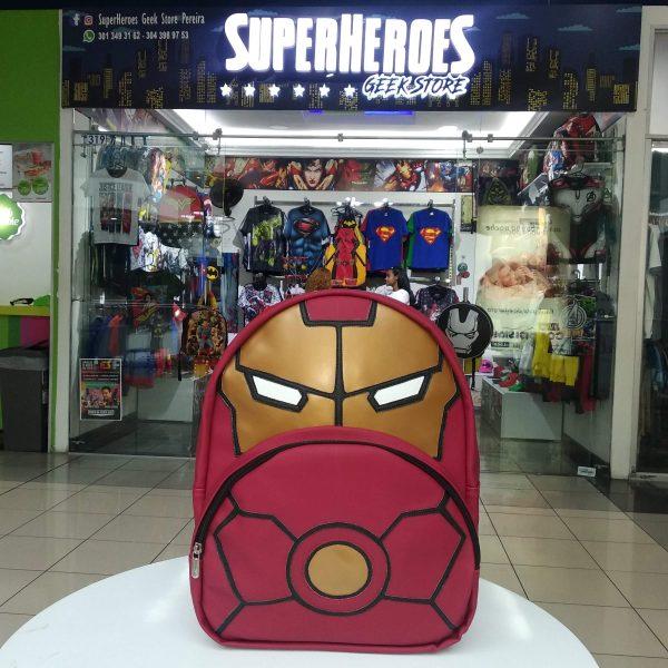 Morral Iron Man