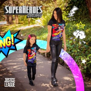 CAMISETAS SUPERCHICAS